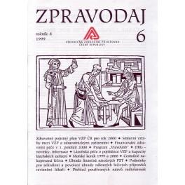 Zpravodaj VZP ČR 2099  ročník8/6