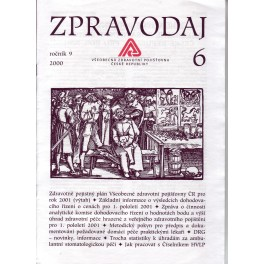 Zpravodaj VZP ČR 2000  ročník9/6