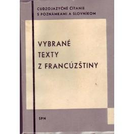 Vybrané texty z francúzštiny 1