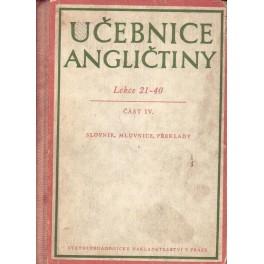 Učebnice angličtiny slovník, mluvnice, překlady