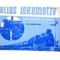 Atlas lokomotiv 1900-1918, 1918-1945