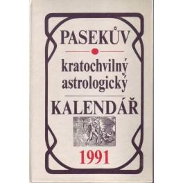 Pasekův kratochvilný astrologický kalendář