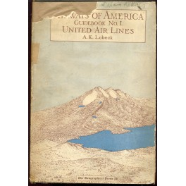 Airwais of America Guidebook No.I. United Air Lines