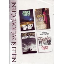 Nejlepší světové čtení 2008 - Zabijácký instinkt, Láska na Vesuvu, Brandenburg, Čestné slovo
