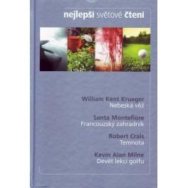 Nejlepší světové čtení 2011 - Nebeská věž, Ftancouzský zahradník, Temnota, Devět lekcí golfu