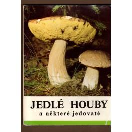 Jedlé houby a některé jedovaté