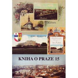 Kniha o Praze 15 (Hostivař, Horní Měcholupy)