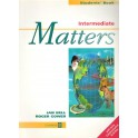 Intermediate Matters Student´s Book