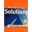 Maturita Solutions - Student´s Book