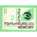 Rychlokurs němčiny 2