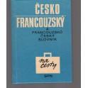 Česko-fransouzský a francouzsko-český slovník na cesty