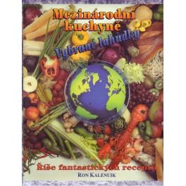 Vybrané lahůdky mezinárodní kuchyně