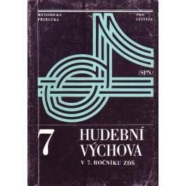 Metodická příručka k učebnici hudební výchova pro 7 ročník