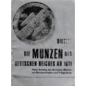 Die Munzen des Deutschen Reiches ab 1871
