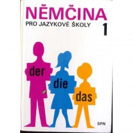 Němčina 1 pro jazykové školy
