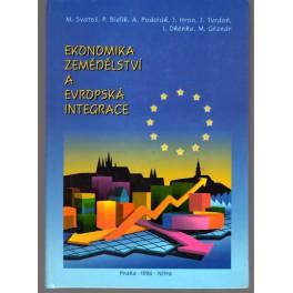 Ekonomika zemědělství a evropská integrace
