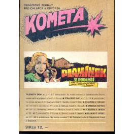 Kometa 9