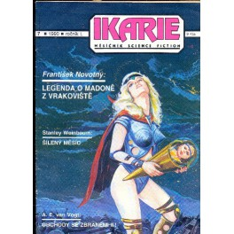 Ikarie měsíčník science fiction 7/1990