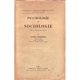 Psychologie et sociologie