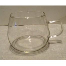 Skleněný šálek