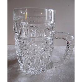 Křišťálová sklenice