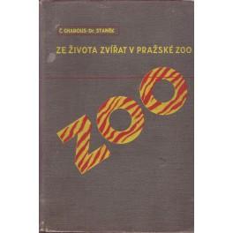 Ze života zvířat v pražské ZOO