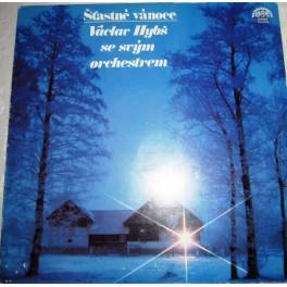 Šťastné vánoce - Václav Hybš se svým orchestrem