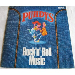 Rock'n' Roll Music - Puhdys