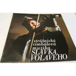 Strážnická cimbalová muzika Slávka Volavého
