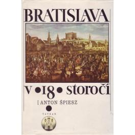 Bratislava v 18. století