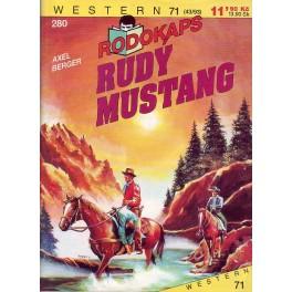 Rudý Mustang