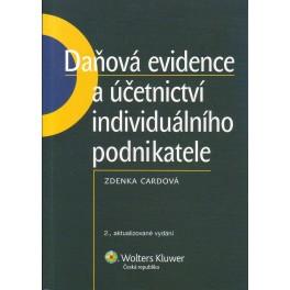 Daňová evidence a účetnictví individuálního podnikatele