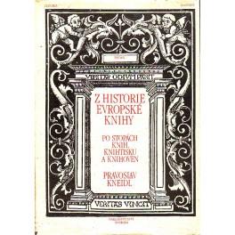Z historie evropské knihy